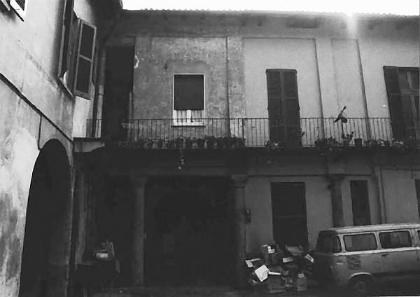 Palazzo Bianchi Amati (Luisina)