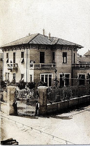 Villa Campesi- Archivio Rino Tinelli