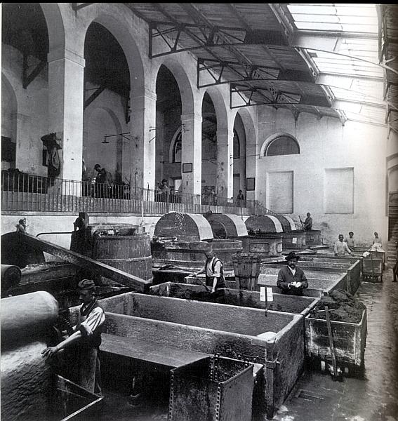 cilindri lavaggio cenci-archivio Chignoli M