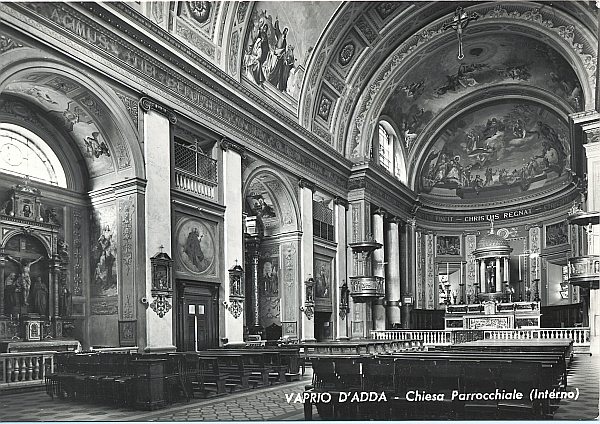 Vaprio d'Adda-Chiesa San Nicolò
