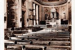 Vaprio d'Adda-Altare maggiore Chiesa Parrocchiale