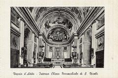 Vaprio d'Adda-interno Chiesa parrocchiale