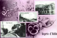 Saluti da Vaprio-Archivio Rino Tinelli