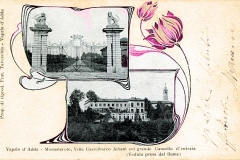 Villa Castelbarco Albani-Archivio Rino Tinelli
