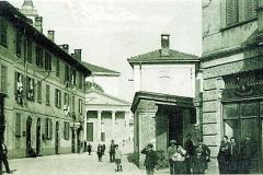 1940- Poste e Telefono Ex capolinea-Archivio Rino Tinelli