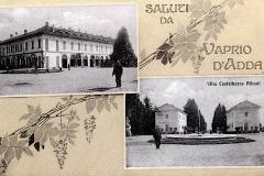 1914- Villa Castelbarco-Archivio Rino Tinelli