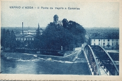 il ponte visto da vaprio
