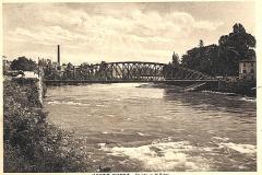 sole sul ponte