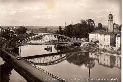 inaugurazione ponte 1 maggio 1957