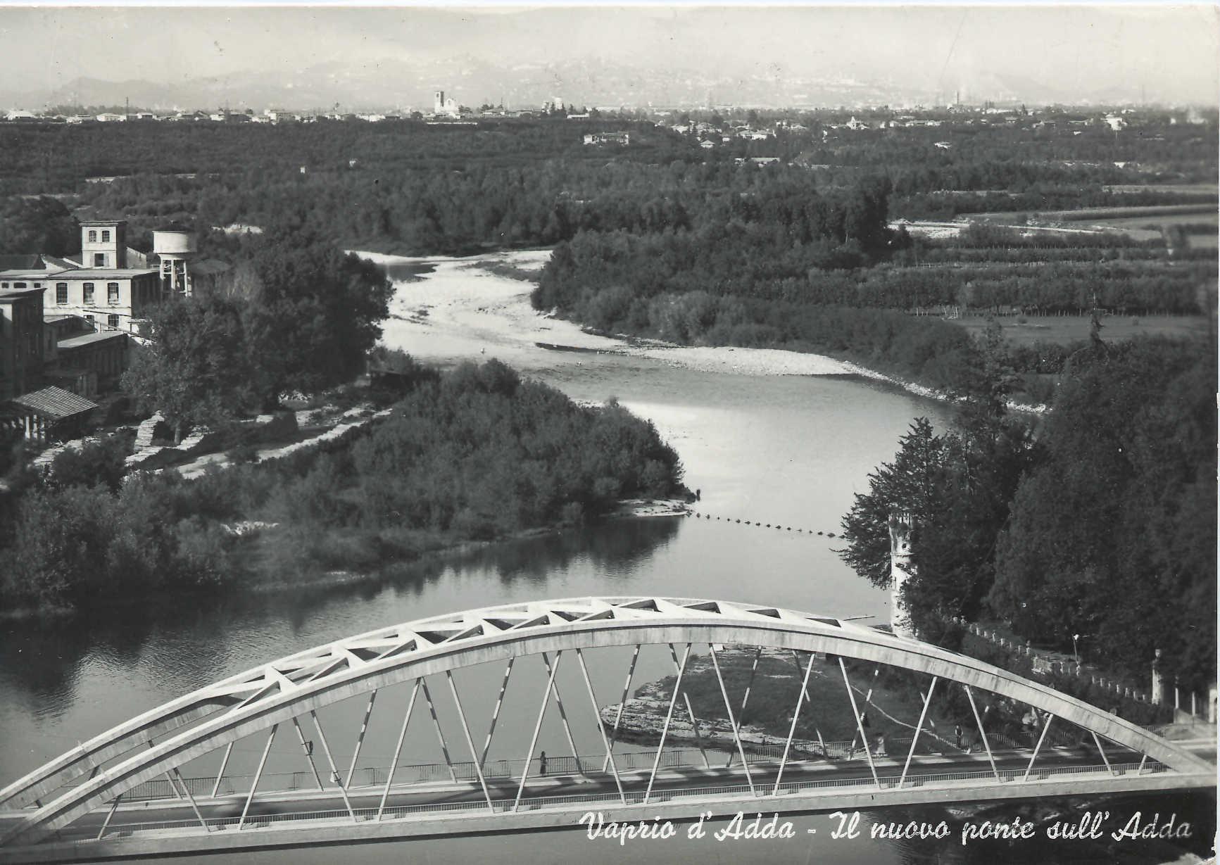 aerea del ponte