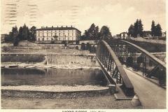 vaprio ed il ponte di ferro