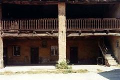 cascina Badia - portico