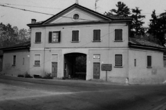 Casa del custode Via XXV Aprile 45