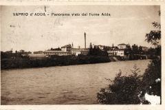 panorama visto dal fiume
