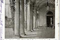 portico villa melzi