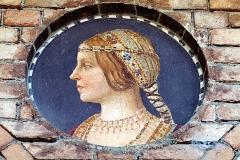 Villa Pizzi Guidoboni- Ritratto di Nobildonna - Serafino Belloni