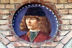 Villa Pizzi Guidoboni- Ritratto di Uomo virile (fam. Ducale Sforza) - Se...