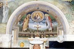 Villa Pizzi Guidoboni-(cappella privata) - Serafino Belloni