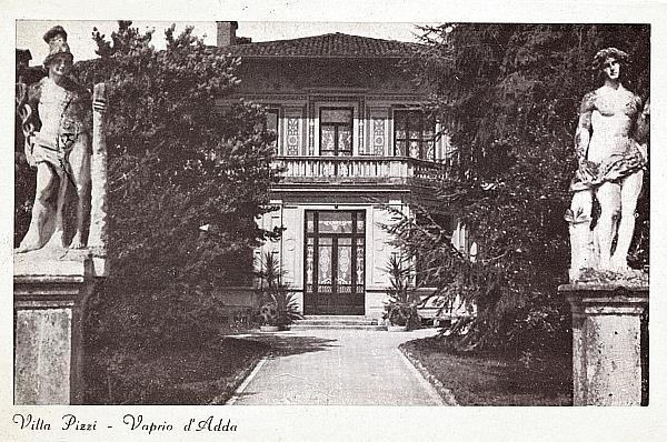 villa pizzi
