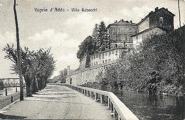villa robecchi