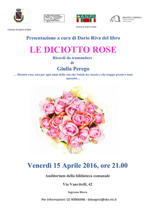 Le diciotto rose