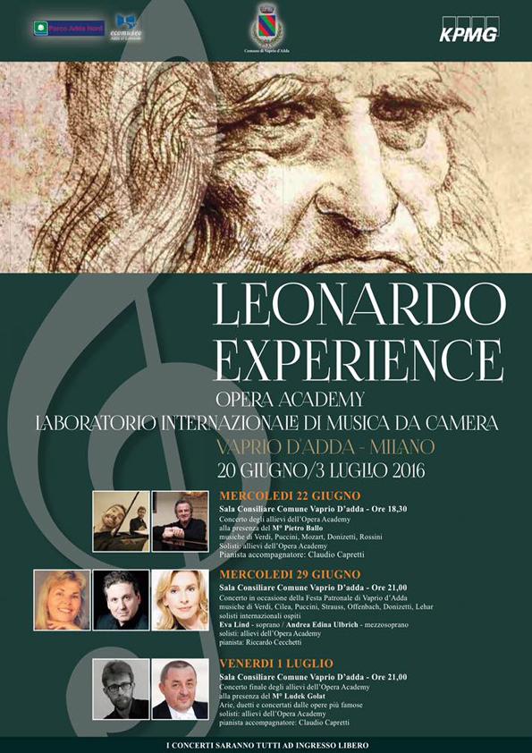 Leonardo Experience